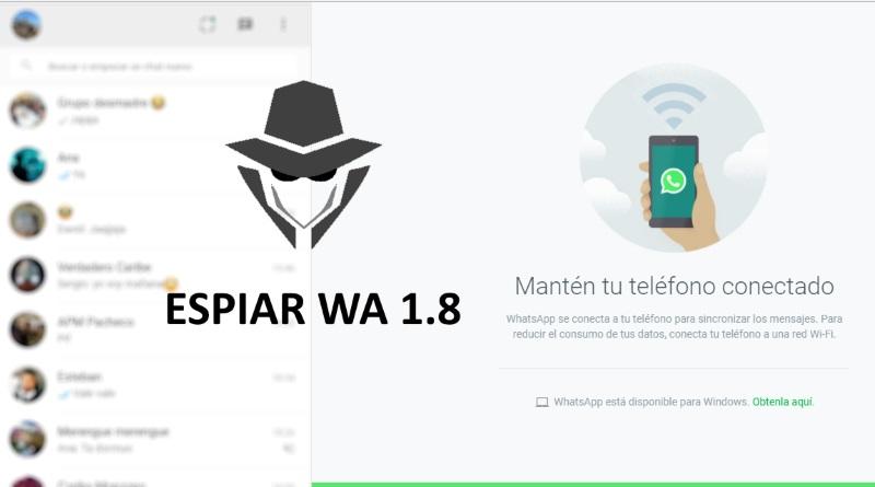 espiar whatsapp desde web
