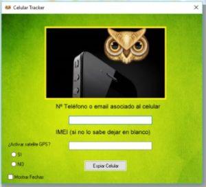 celular tracker para espiar